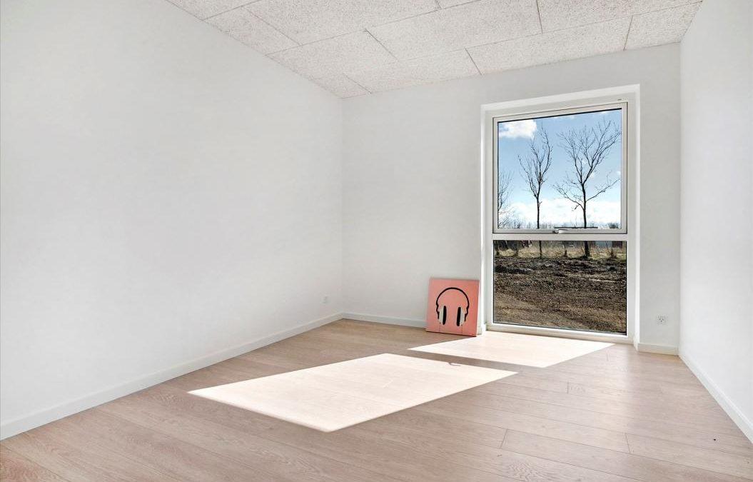 Et rum med plads til leg og fordybelse