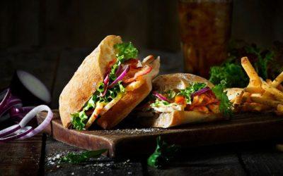 Bæredygtige ombygninger kræver bæredygtig frokost
